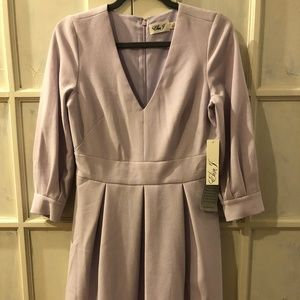 BRAND NEW Lavender Dress - Eliza J (8P)
